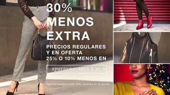 Macy's Venta Para Amigos y Familiares TV Spot, 'Ahorra a lo grande' [Spanish] - Thumbnail 3