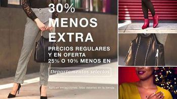 Macy's Venta Para Amigos y Familiares TV Spot, 'Ahorra a lo grande' [Spanish] - Thumbnail 4