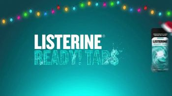 Listerine TV Spot, 'Half of Your Daily Routine: Holidays Stocking Stuffer' - Thumbnail 10