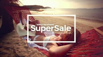 Apple Vacations Super Sale TV Spot, 'Breathless Resorts & Spas' - Thumbnail 2