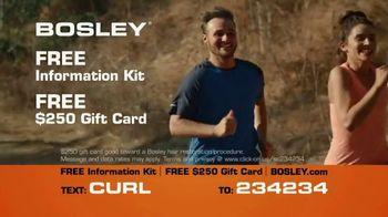 Bosley TV Spot, 'Hats Off' - Thumbnail 7