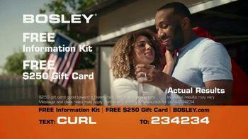 Bosley TV Spot, 'Hats Off' - Thumbnail 5