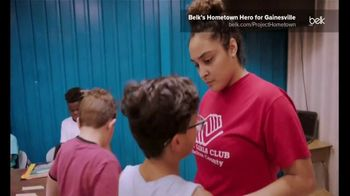 Belk TV Spot, 'Project Hometown: Boys & Girls Club of Alachua County'