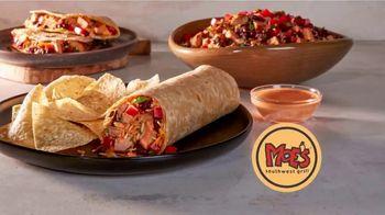 Moe's Southwest Grill Buffalo Chicken Burrito TV Spot, 'Speech Bubble' - Thumbnail 6