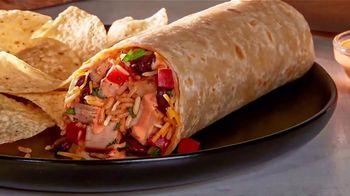 Moe's Southwest Grill Buffalo Chicken Burrito TV Spot, 'Speech Bubble' - Thumbnail 4