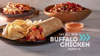 Moe's Southwest Grill Buffalo Chicken Burrito TV Spot, 'Speech Bubble' - Thumbnail 5