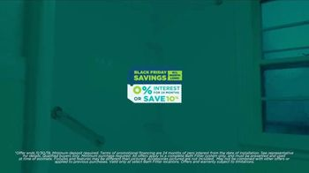 Bath Fitter Black Friday Event TV Spot, 'You Can Save: No Interest or 10 Percent Off' - Thumbnail 2
