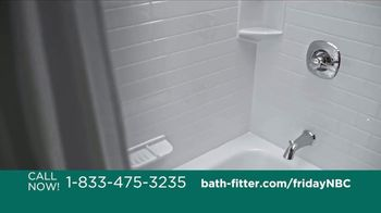 Bath Fitter Black Friday Event TV Spot, 'You Can Save: No Interest or 10 Percent Off' - Thumbnail 5