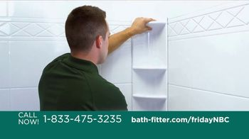 Bath Fitter Black Friday Event TV Spot, 'You Can Save: No Interest or 10 Percent Off' - Thumbnail 7