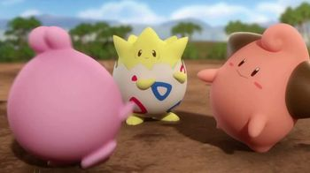 Pokemon TCG: Sun & Moon Cosmic Eclipse TV Spot, 'When Little Meets Powerful'