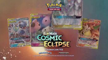 Pokemon TCG: Sun & Moon Cosmic Eclipse TV Spot, 'When Little Meets Powerful' - Thumbnail 10