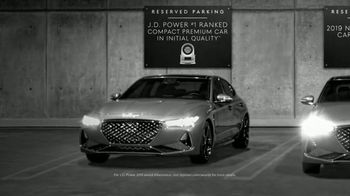 Genesis Year End Sales Event TV Spot, 'Parking Space' [T2]