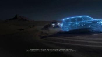 2019 Nissan Armada TV Spot, 'Intelligence With Attitude' [T2] - Thumbnail 3