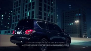 2019 Nissan Armada TV Spot, 'Intelligence With Attitude' [T2] - Thumbnail 5