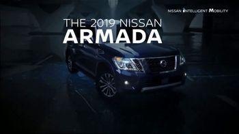 2019 Nissan Armada TV Spot, 'Intelligence With Attitude' [T2] - Thumbnail 8