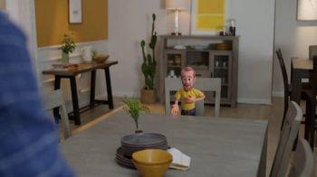 Bob's Discount Furniture TV Spot, 'Seven Piece Summit Dining Set' - Thumbnail 4