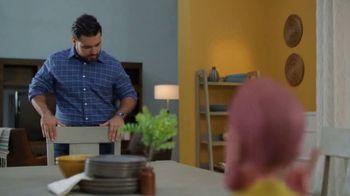 Bob's Discount Furniture TV Spot, 'Seven Piece Summit Dining Set' - Thumbnail 5