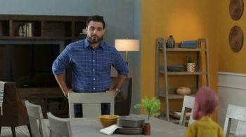 Bob's Discount Furniture TV Spot, 'Seven Piece Summit Dining Set' - Thumbnail 9