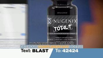 Nugenix Total-T TV Spot, 'Forty Slow Down' Featuring Frank Thomas - Thumbnail 9