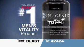 Nugenix Total-T TV Spot, 'Forty Slow Down' Featuring Frank Thomas - Thumbnail 2