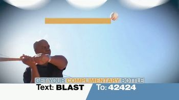Nugenix Total-T TV Spot, 'Forty Slow Down' Featuring Frank Thomas - Thumbnail 7