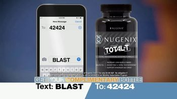 Nugenix Total-T TV Spot, 'Forty Slow Down' Featuring Frank Thomas - Thumbnail 8