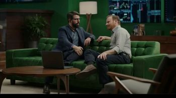 TD Ameritrade thinkorswim TV Spot, 'The Green Room: Trading, Tailor-Made' - Thumbnail 1