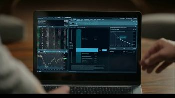 TD Ameritrade thinkorswim TV Spot, 'The Green Room: Trading, Tailor-Made' - Thumbnail 5