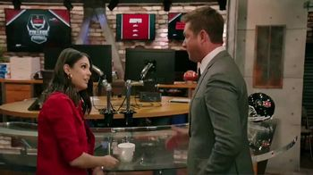 Dos Equis TV Spot, 'ESPN: Lucky There's a Curve' Featuring Todd McShay, Katie Nolan