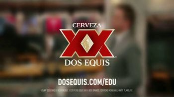 Dos Equis TV Spot, 'ESPN: Lucky There's a Curve' Featuring Todd McShay, Katie Nolan - Thumbnail 8