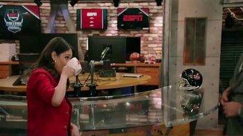Dos Equis TV Spot, 'ESPN: Lucky There's a Curve' Featuring Todd McShay, Katie Nolan - Thumbnail 1