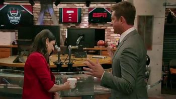 Dos Equis TV Spot, 'ESPN: Lucky There's a Curve' Featuring Todd McShay, Katie Nolan - Thumbnail 2