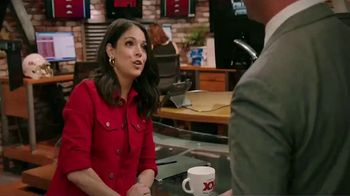Dos Equis TV Spot, 'ESPN: Lucky There's a Curve' Featuring Todd McShay, Katie Nolan - Thumbnail 4
