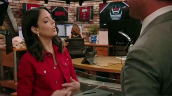 Dos Equis TV Spot, 'ESPN: Lucky There's a Curve' Featuring Todd McShay, Katie Nolan - Thumbnail 6