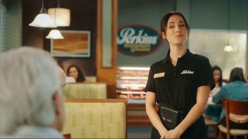 Perkins Restaurant & Bakery TV Spot, 'Steak Dinner + Holiday Bake Shop' - Thumbnail 1