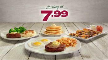 Perkins Restaurant & Bakery TV Spot, 'Steak Dinner + Holiday Bake Shop' - Thumbnail 8