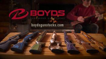 Boyds Gunstocks, Inc. TV Spot, 'Shoot Better and Look Better' - Thumbnail 10