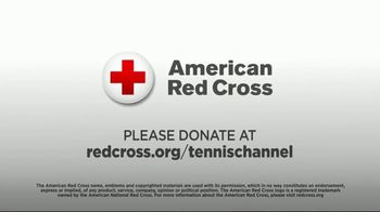 American Red Cross TV Spot, 'Tennis Channel: Australian Bush Fires' - Thumbnail 6