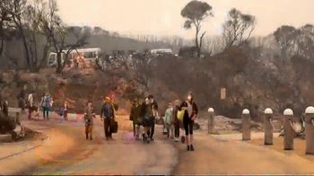 American Red Cross TV Spot, 'Tennis Channel: Australian Bush Fires' - Thumbnail 4
