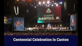 Pro Football Hall of Fame TV Spot, '2020 Centennial Celebration' - Thumbnail 1