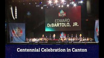 Pro Football Hall of Fame TV Spot, '2020 Centennial Celebration' - Thumbnail 2