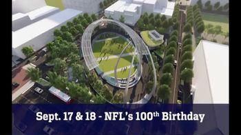 Pro Football Hall of Fame TV Spot, '2020 Centennial Celebration' - Thumbnail 5