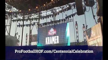 Pro Football Hall of Fame TV Spot, '2020 Centennial Celebration' - Thumbnail 8
