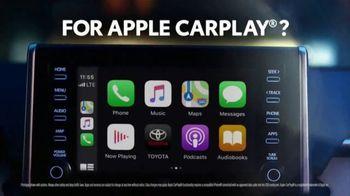 Toyota RAV4 TV Spot, 'Dear Road Rivals: RAV4 and Apple CarPlay' [T2]