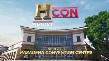 2020 HistoryCon TV Spot, 'Something Big's Coming' - Thumbnail 9
