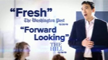 Friends of Andrew Yang TV Spot, 'Headlines: New Hampshire' - Thumbnail 3