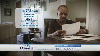 Optima Tax Relief TV Spot, 'Jacqueline: Satisfied Customer'