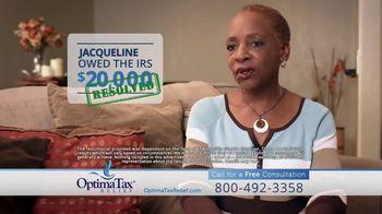 Optima Tax Relief TV Spot, 'Jacqueline: Satisfied Customer' - Thumbnail 5