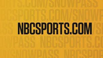 NBC Sports Gold Snow Pass TV Spot, 'Hundreds of Winter Events' - Thumbnail 10