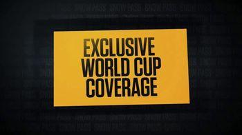 NBC Sports Gold Snow Pass TV Spot, 'Hundreds of Winter Events' - Thumbnail 5